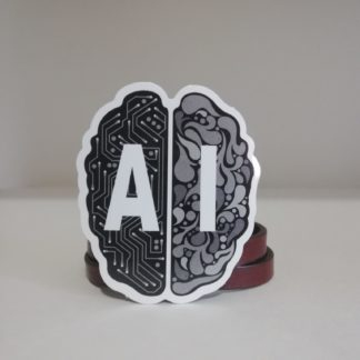 AI Sticker | codemonzy.com