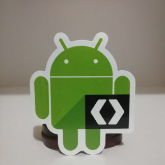 android code sticker | codemonzy.com