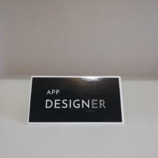 App Designer | codemonzy.com