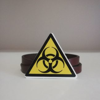 biyolojik atık sticker | codemonzy.com
