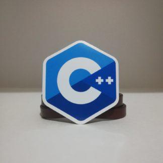 c++ logo mavi | codemonzy.com