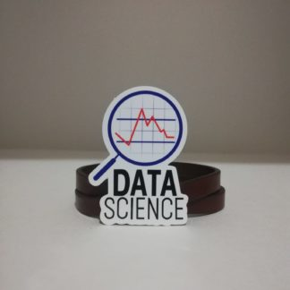 data science sticker | codemonzy.com