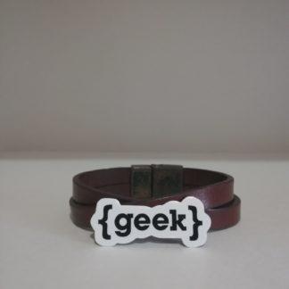 geek sticker | codemonzy.com