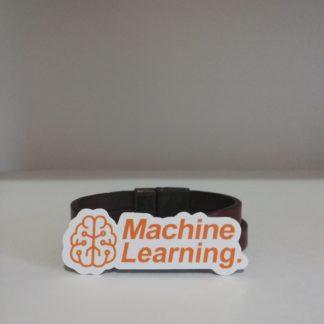 machine learning sticker | codemonzy.com