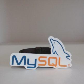 Mysql Büyük Sticker | codemonzy.com