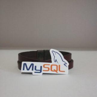 mysql küçük sticker | codemonzy.com