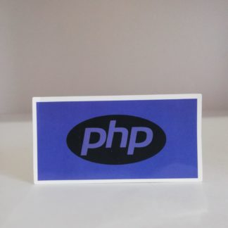 PHP Sticker | codemonzy.com