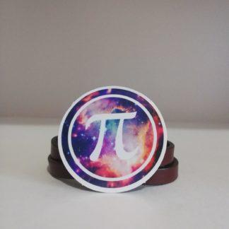 Pi Sticker | codemonzy.com