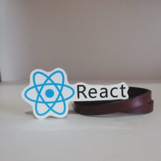 React.js Sticker | codemonzy.com