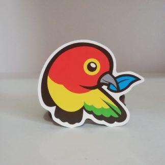 Bower Sticker | codemonzy.com