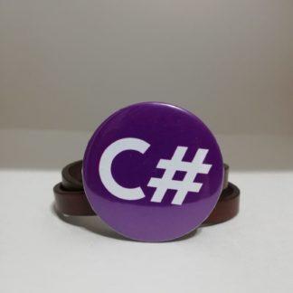 c# rozet - codemonzy.com - yazılımcı rozet
