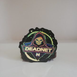 Deadnet Sticker | codemonzy.com