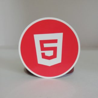 HTML Sticker | codemonzy.com