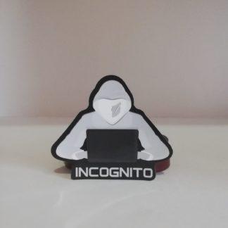 Incognito Sticker | codemonzy.com