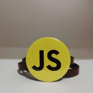 Javascript rozet - codemonzy.com - yazılımcı rozet