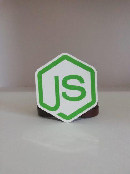 JS Yeşil Sticker | codemonzy.com