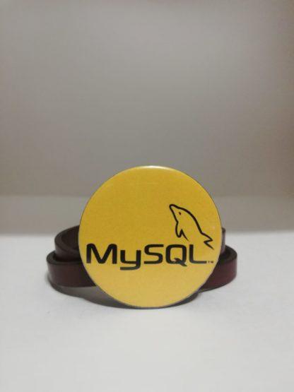mysql rozet - codemonzy.com - yazılımcı rozet