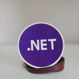 .NET Sticker | codemonzy.com