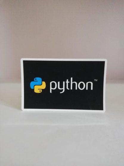 Python Sticker | codemonzy.com