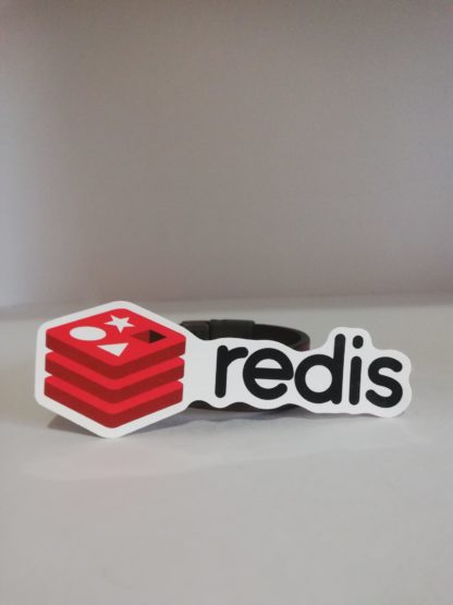 redis sticker | codemonzy.com