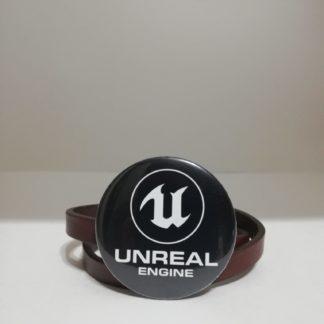 unreal engine - codemonzy.com - yazılımcı rozet