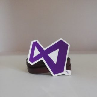 Visual Studio TM Sticker | codemonzy.com