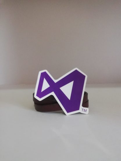 Visual Studio TM Sticker | codemonzy.com