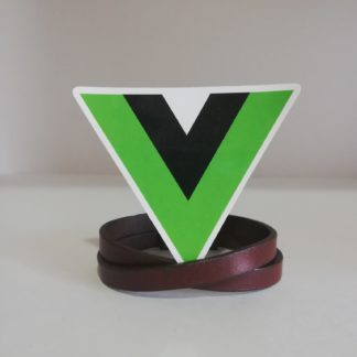 vue.js sticker | codemonzy.com