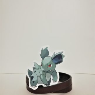 Nidorina - Pokemon Sticker | codemonzy.com
