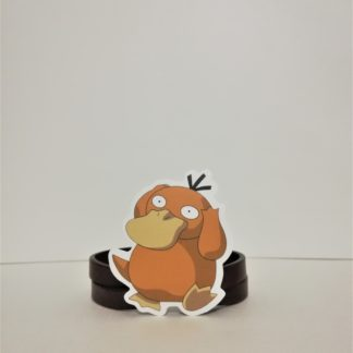 Psyduck #2 - Pokemon Sticker | codemonzy.com