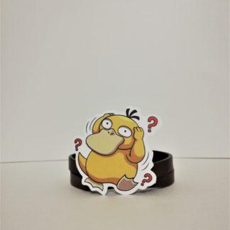 Psyduck - Pokemon Sticker | codemonzy.com