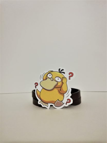 Psyduck - Pokemon Sticker | codemonzy.com