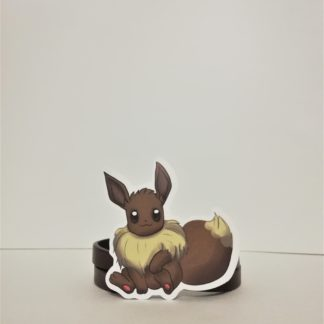 Eevee - Pokemon Sticker | codemonzy.com