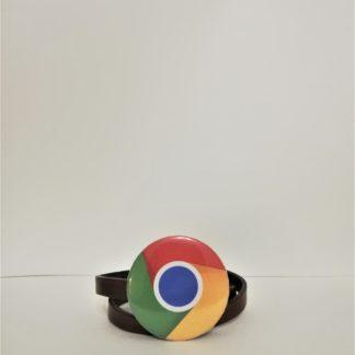 Chrome Rozet - codemonzy.com - yazılımcı rozet