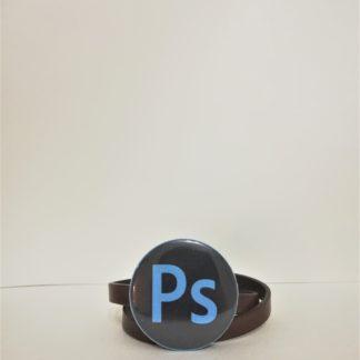 Adobe Photoshop Rozet - codemonzy.com - yazılımcı rozet