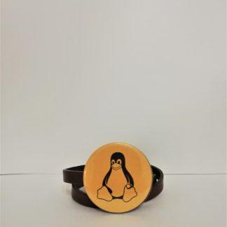 Linux Rozet - codemonzy.com - yazılımcı rozet