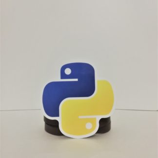 Python - Özel Sticker | codemonzy.com
