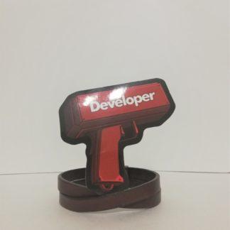 Developer Sticker | codemonzy.com