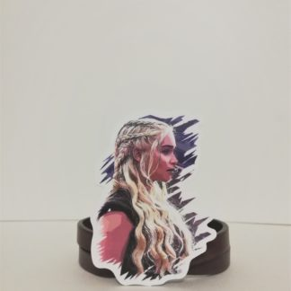 Khaleesi #1 Sticker | codemonzy.com