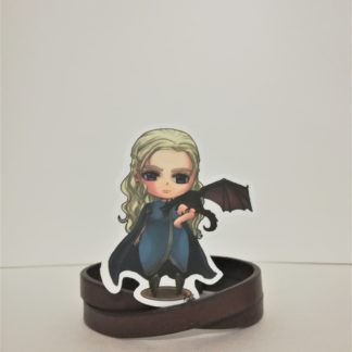 Khaleesi #2 Sticker | codemonzy.com