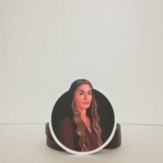 Cersei Lannister Sticker | codemonzy.com