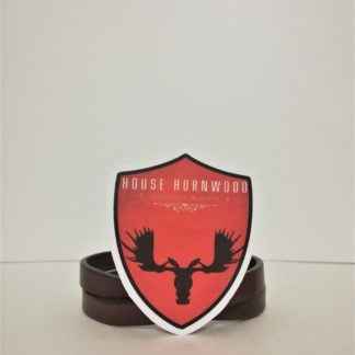 House Hornwood Sticker | codemonzy.com