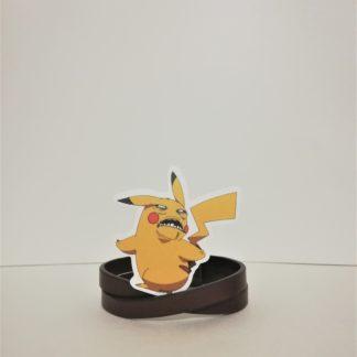 Troll Pikachu - Pokemon Sticker | codemonzy.com