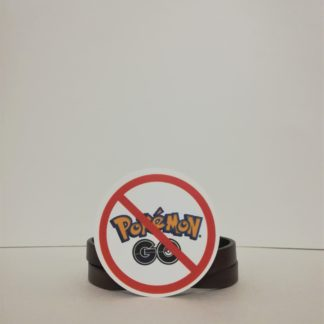 Pokemon Go Yasak! - Pokemon Sticker | codemonzy.com