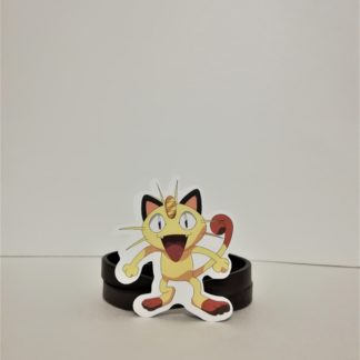 Meowth - Pokemon Sticker | codemonzy.com