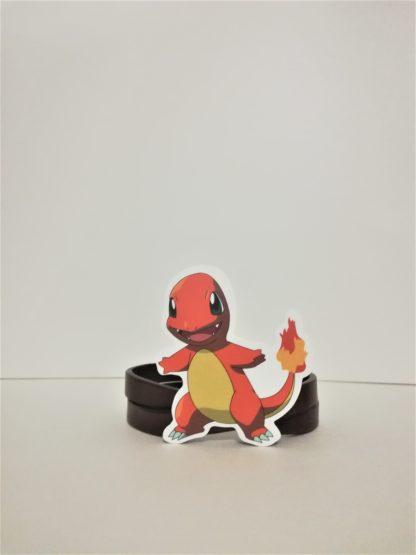 Charmander - Pokemon Sticker | codemonzy.com
