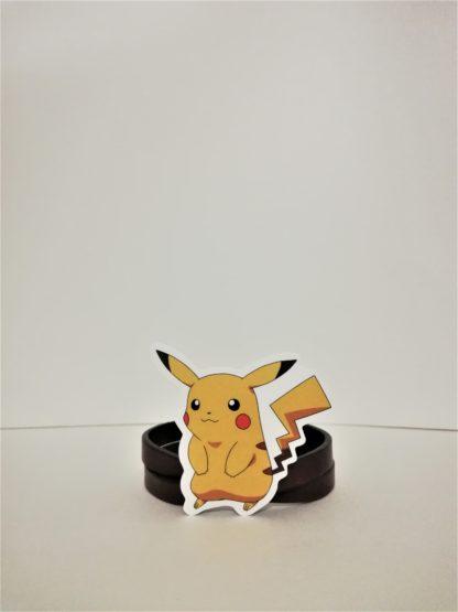 Pikachu #2 - Pokemon Sticker | codemonzy.com