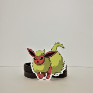 Flareon - Pokemon Sticker | codemonzy.com