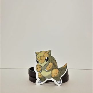 Sandshrew - Pokemon Sticker | codemonzy.com