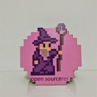 Open Sourcerer Bardak Altlığı   codemonzy.com